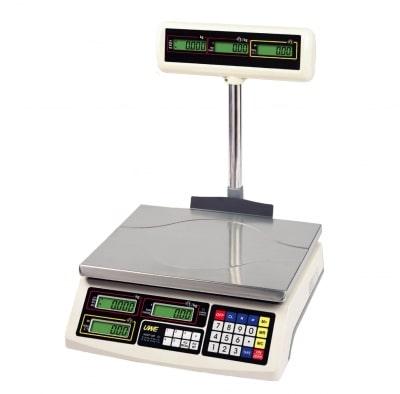 Ηλεκτρονική ζυγαριά UWE ASEP-15P