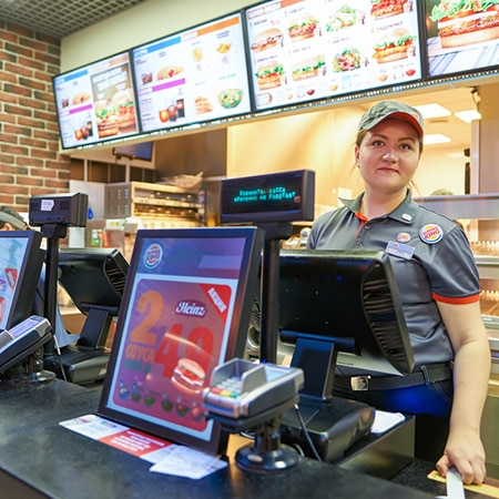 Fast Food - Ψητοπωλεία