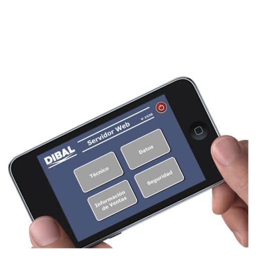 Εφαρμογή DIBAL DWS