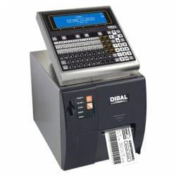 Ενδείκτης Εκτυπωτής Ετικέτας DIBAL LP-3000