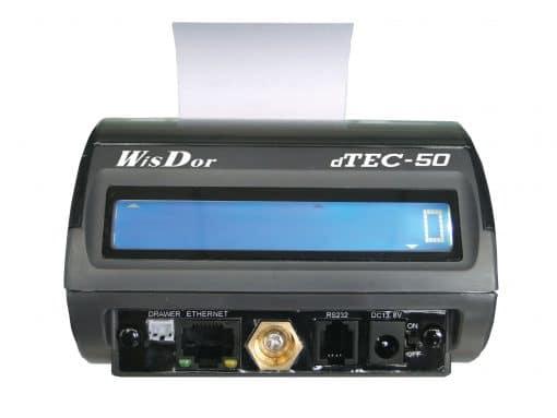 Φορητή Ταμειακή Μηχανή dTEC-50