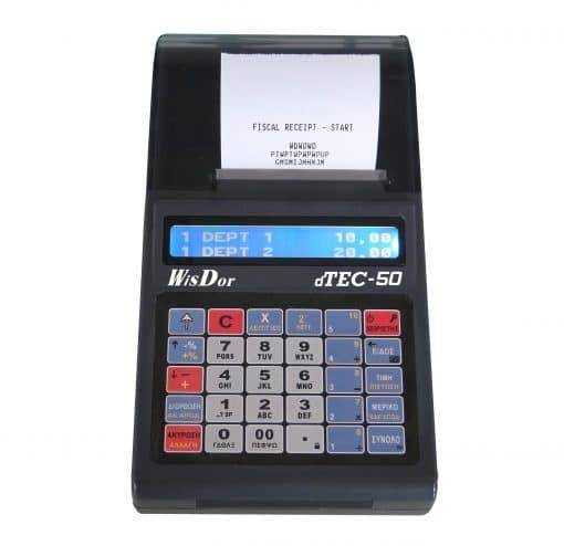 Ταμειακή Λαϊκών Αγορών dTEC-50