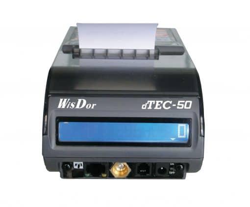 Ταμειακή μηχανή Λαϊκών Αγορών dTEC-50