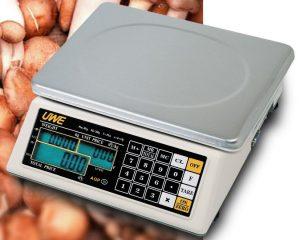 Ηλεκτρονική Ζυγαριά Μπουγάτσας UWE AGP-15