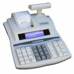Φθηνή Ταμειακή Μηχανή DATECS CTR-100