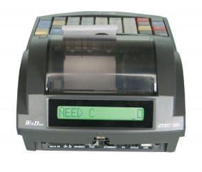 Ταμειακή Μηχανή μίας Χαρτοταινίας dTEC-100