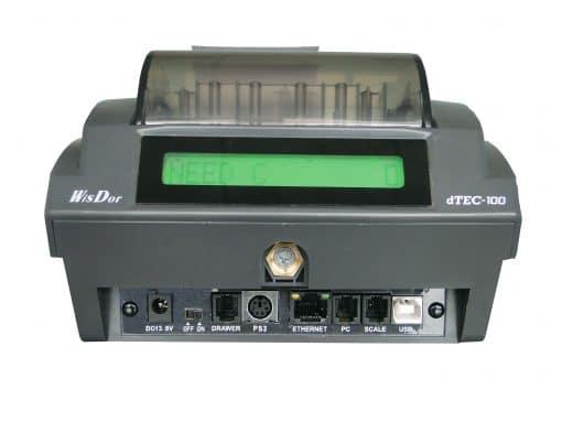Ταμειακή Μηχανή Νέων Προδιαγραφών dTEC-100