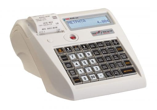 Ταμειακή Μηχανή αυξημένων δυνατοτήτων RBS ELIO web