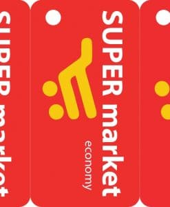 Πλαστική Κάρτα Μέλους με BarCode