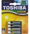 Μπαταρία Αλκαλική AAA TOSHIBA