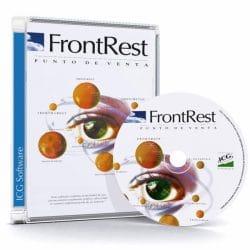 Software Παραγγελιοληψίας ICG FrontRest