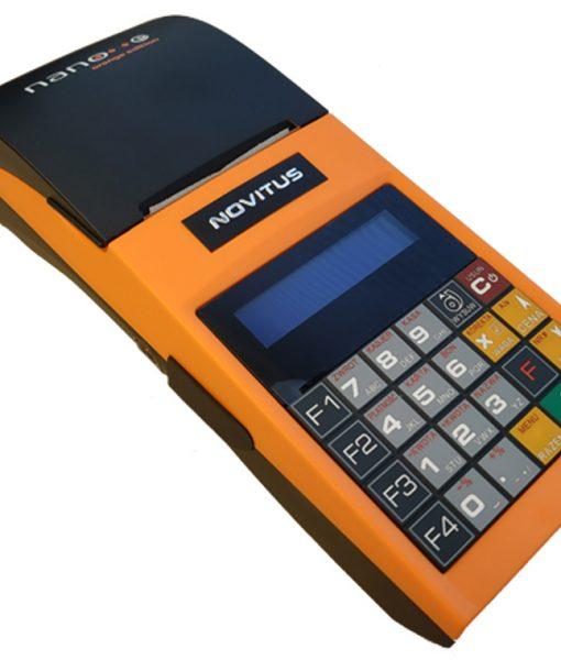 Φορητή Ταμειακή μηχανή NANO orange