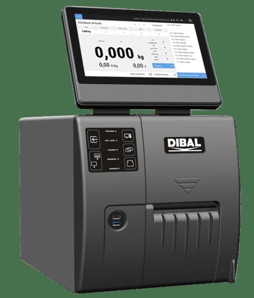 Ενδείκτης Εκτυπωτής Ετικέτας DIBAL LP-5000