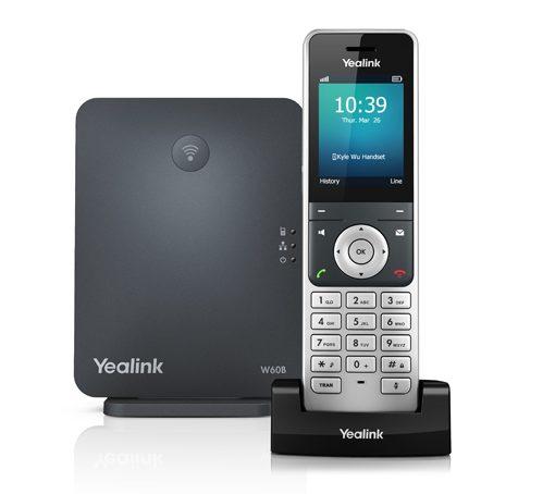 Yealink W60P High-performance DECT IP Phone